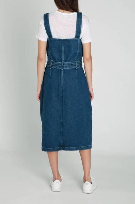 Sideline Cleo Dress - Denim