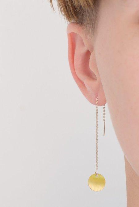 One Six Five Zoe Earrings - Mixed Metal