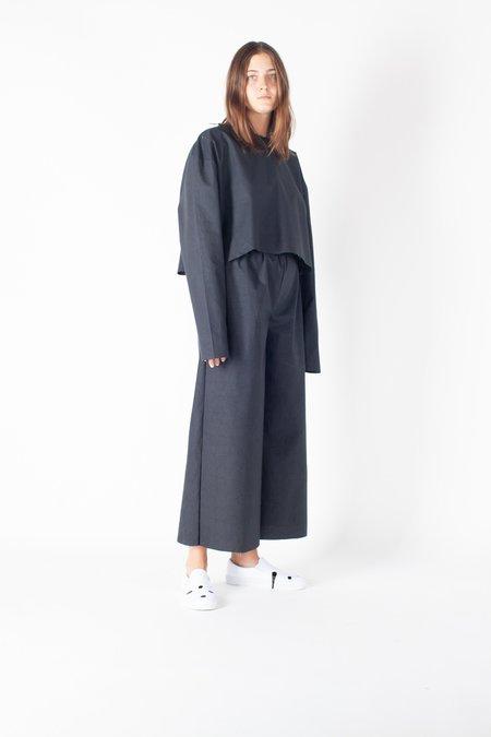 Ashley Rowe Long Sleeve Tee - blue