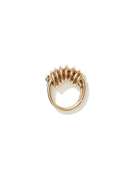 We Who Prey Coil Ring