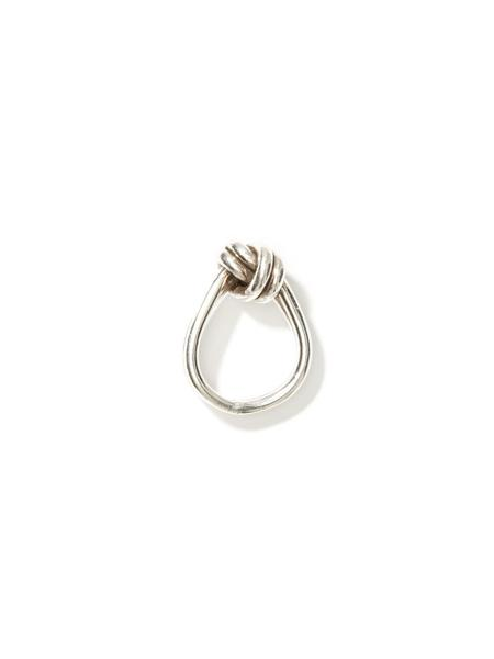 We Who Prey Double Ply Knotted Ring