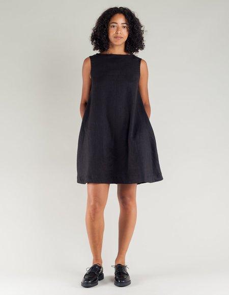 Shelter Lou Dress - Black