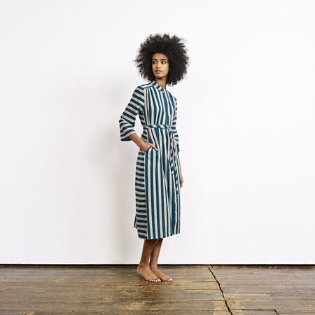 Ace & Jig Casey Dress in Martinique