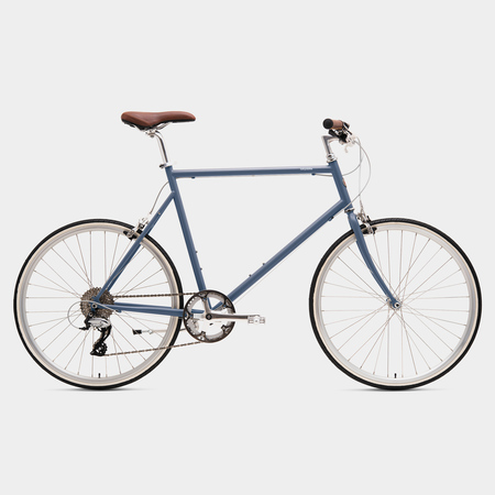 tokyobike Classic Sport 26 Bike - Matte Blue Gray