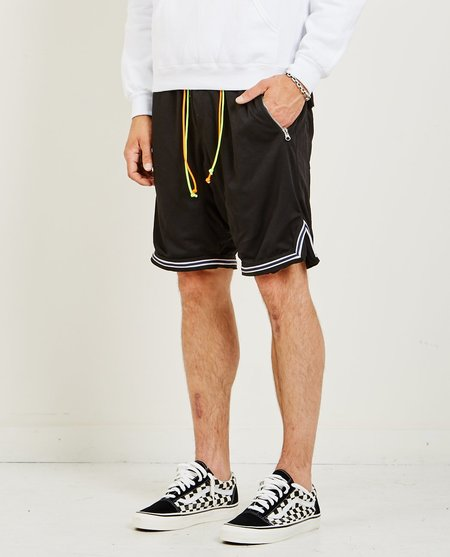 NORWOOD CHAPTERS BASKETBALL SHORT - BLACK