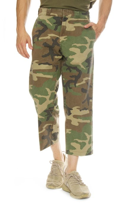 R13 Slouch Pant - Camo