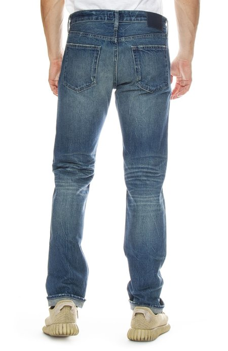 S.M.N. Hunter Straight Slim Jeans - Anderson