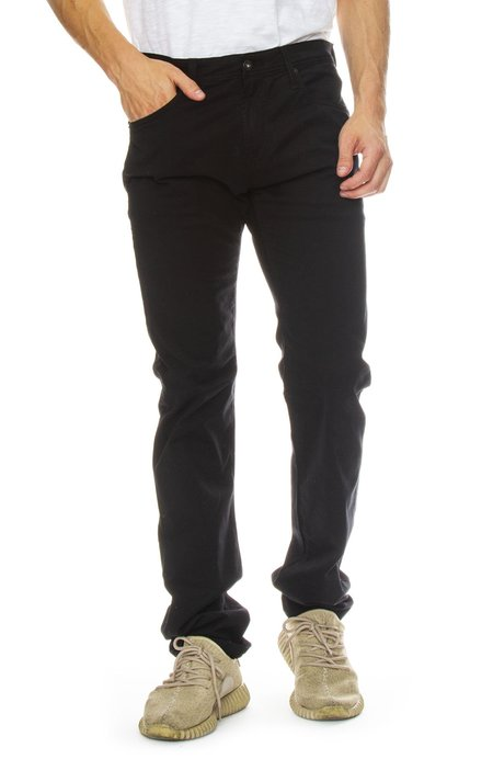 AG Jeans Matchbox Slim Straight Jean - Super Black