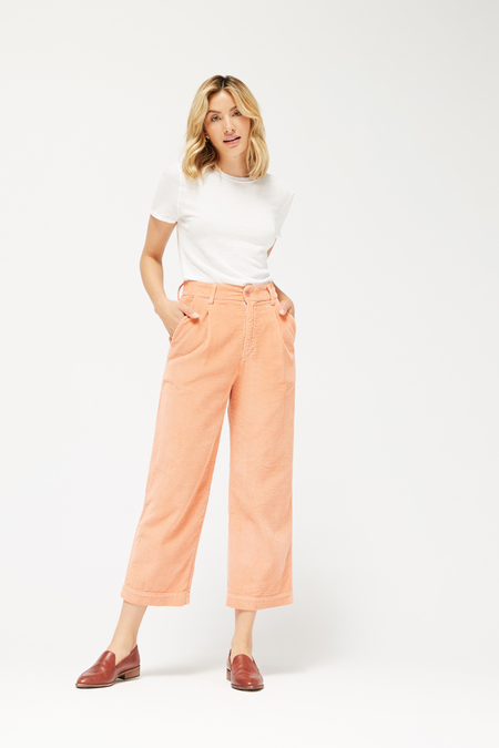 Lacausa Frankie Trousers in Strawberry