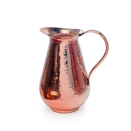 Sertodo Copper Bisotun Pitcher