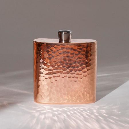 Sertodo Copper Espadin Flask