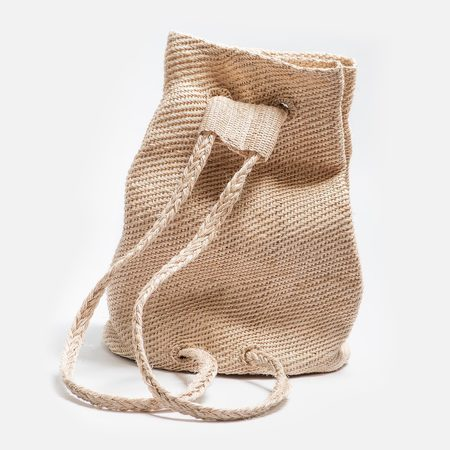 Someware Inez Woven Backpack