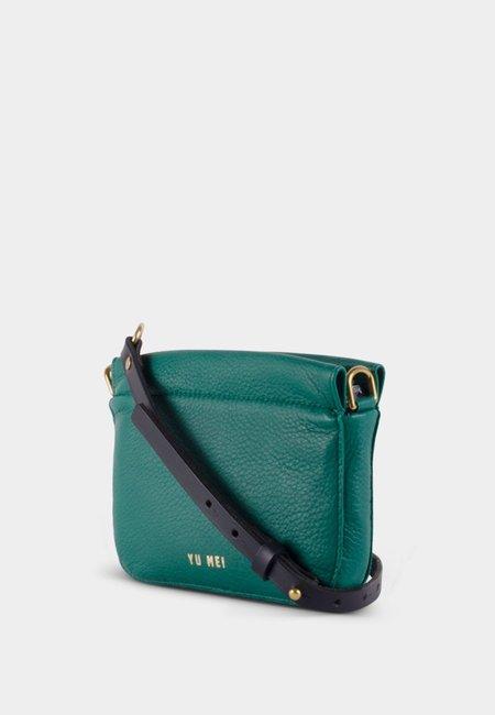 Yu Mei 2/6 Vi Bag - Bottle Green