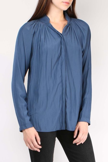 Smythe Gathered Blouse