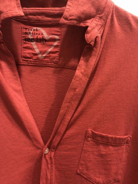 Tee Lab Lab Eileen Shirt - Vintage Red