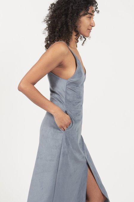 Hemsmith JENNY DRESS - BLUE