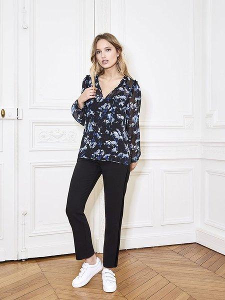 Suncoo Lizea Shirt - Floral Printed