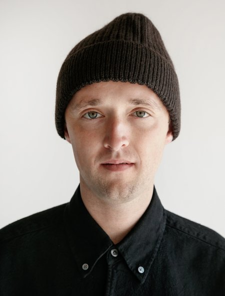 Stephan Schneider Colour Knit  Cap - Brown Olive