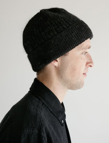 Stephan Schneider Colour Knit Cap - Grey Black