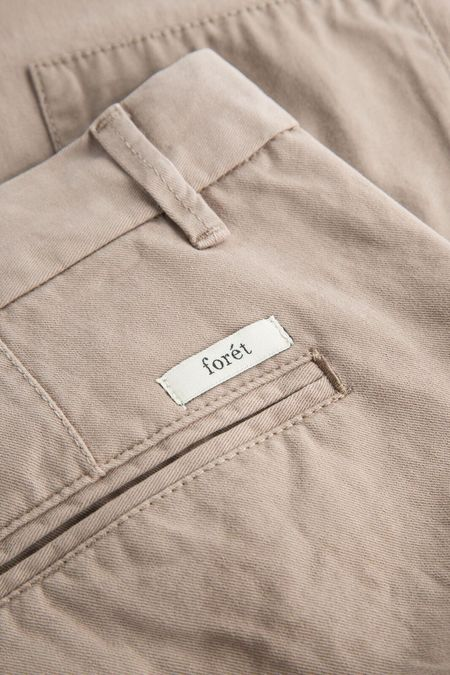 Forét Brook Chinos - Khaki