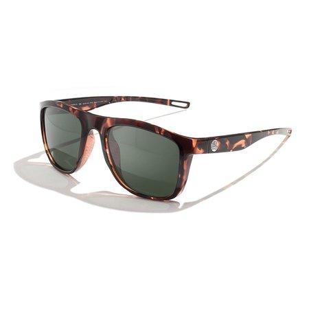 Unisex Sunski Navarro Sunglasses - Tortoise/Forest
