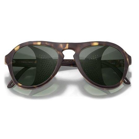 Unisex Sunski Treelines Sunglasses - Tortoise/Forest