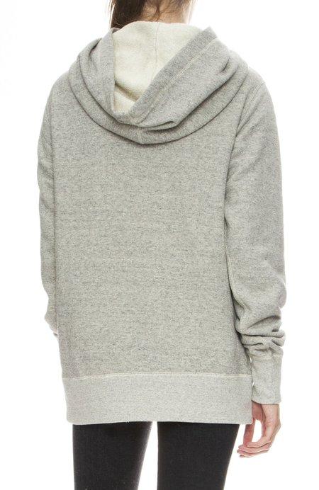 R13 Twisted Hoodie Sweatshirt
