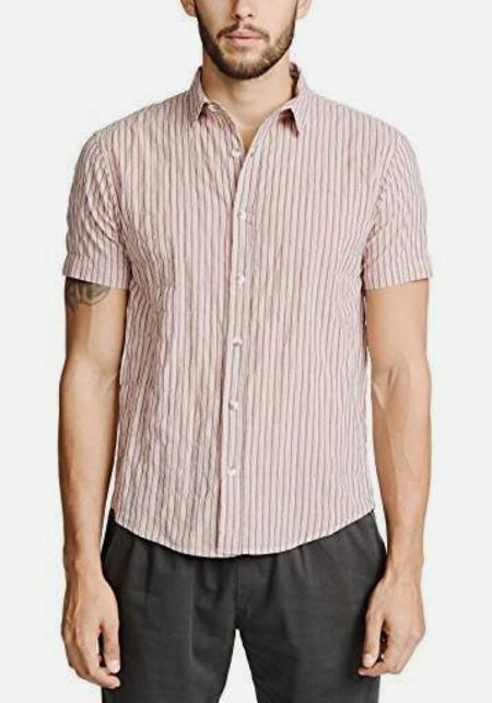 Mollusk Summer Shirt - Bahama Stripe