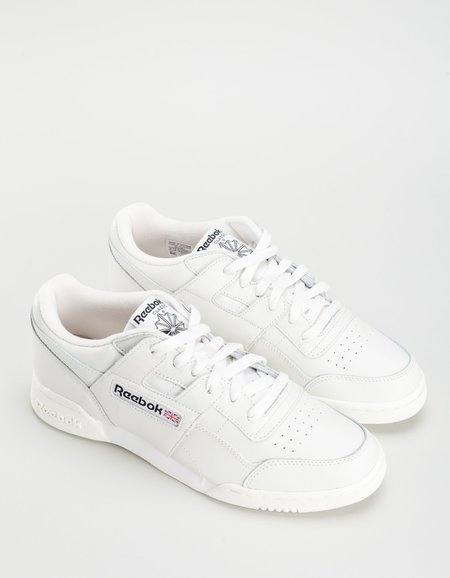 f04b37713d3 Reebok Workout Plus - Vintage Chalk Black ...
