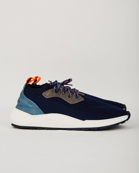 Filling Pieces CONDOR 2.0 SNEAKER - NAVY BLUE