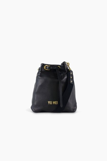 Yu Mei 3/4 Hazel Backpack - Black