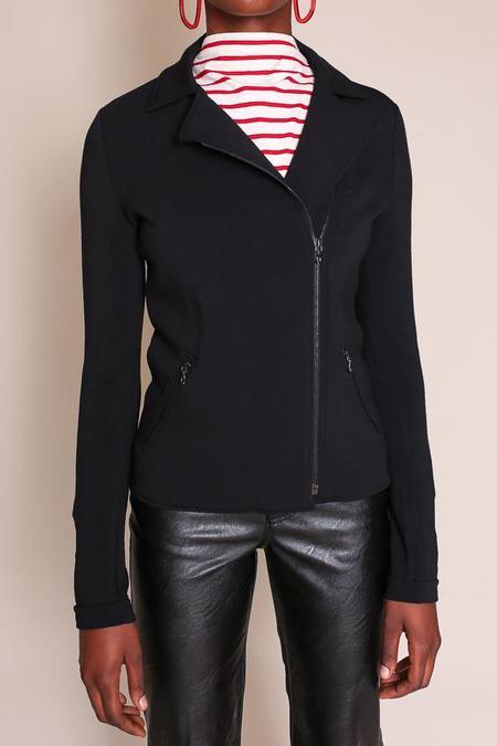 Majestic Moto Jacket - Noir
