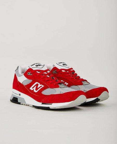 New Balance 991.5 SNEAKER - RED/GREY