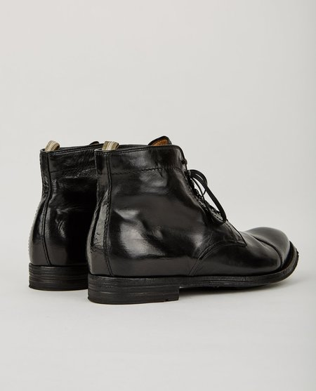 Officine Creative ANATOMIA BOOT - BLACK