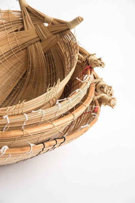 Incausa Traditional Mehinako Fishing Basket