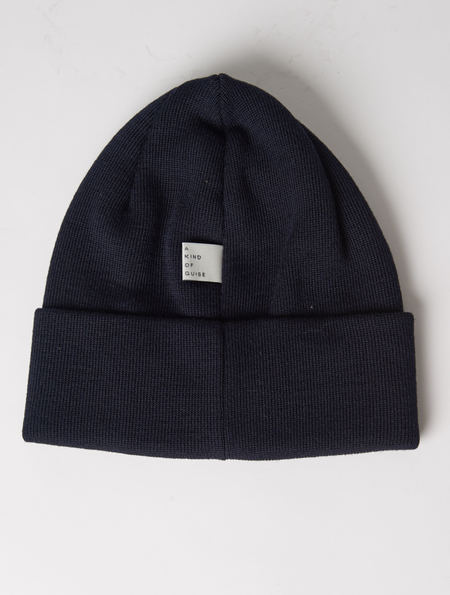 A Kind Of Guise Classic Beanie - NAVY