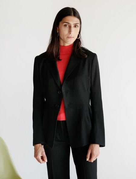 Ys by Yohji Yamamoto Nipped Waist Jacket