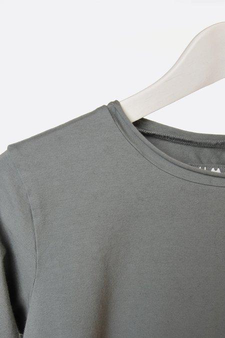 Labo.Art Maglia Jersey Knit Tee - Grey