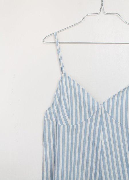 Kordal Desert Jumper - Blue Stripe