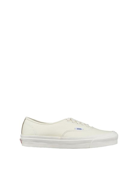 Vans Vault UA Authentic LX Canvas Suede Sneakers - Off White