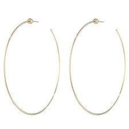 Jenny Bird Icon Hoop Earrings