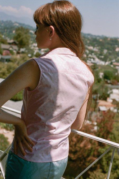 Super Yaya Fela Shirt - Baby Pink