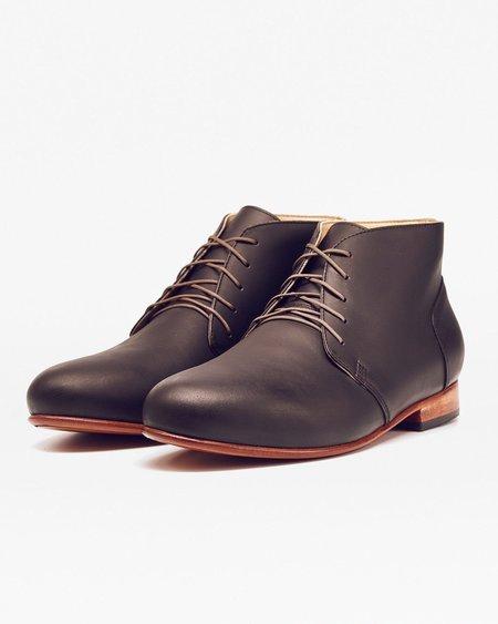 Nisolo Emilio LE Chukka Boot - Black