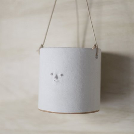 Rami Kim Mini Face Hanging Small Planter