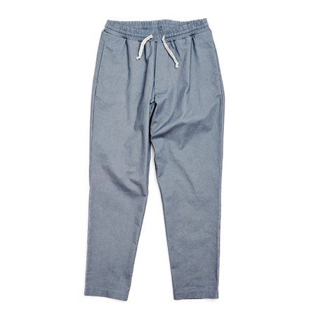 Corridor Sunshine Blues Slate Draw String Pant