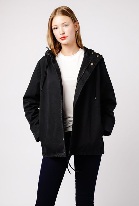A.P.C. Paintball Parka - Navy