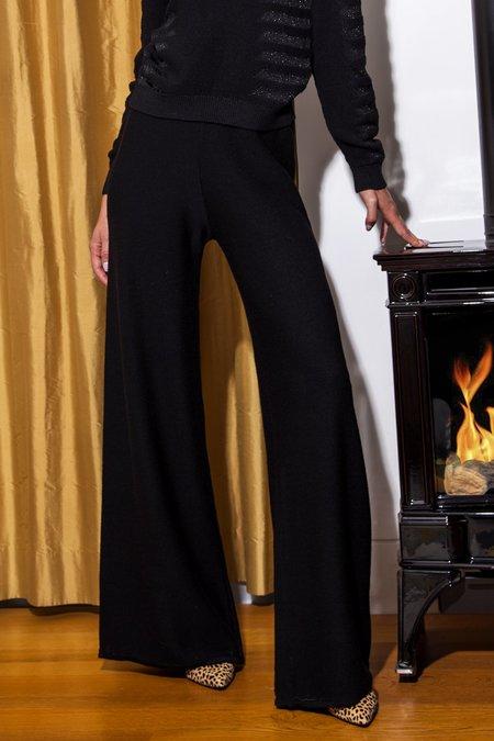 MILA ZOVKO SOLANGE Pants - Black