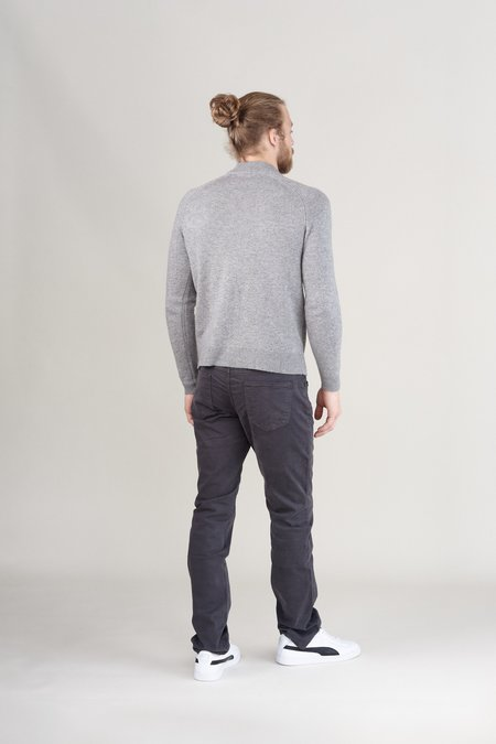 PAIGE NORMANDIE sweater - SOOT