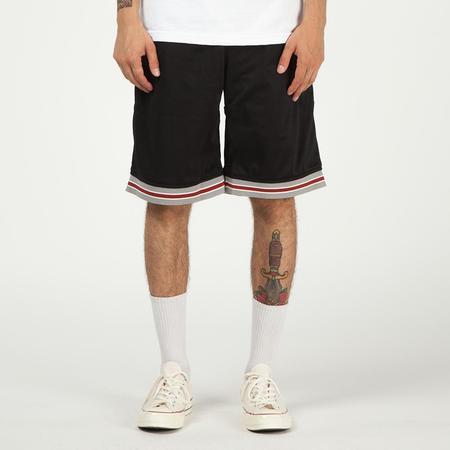 Livestock Mesh Shorts - Black