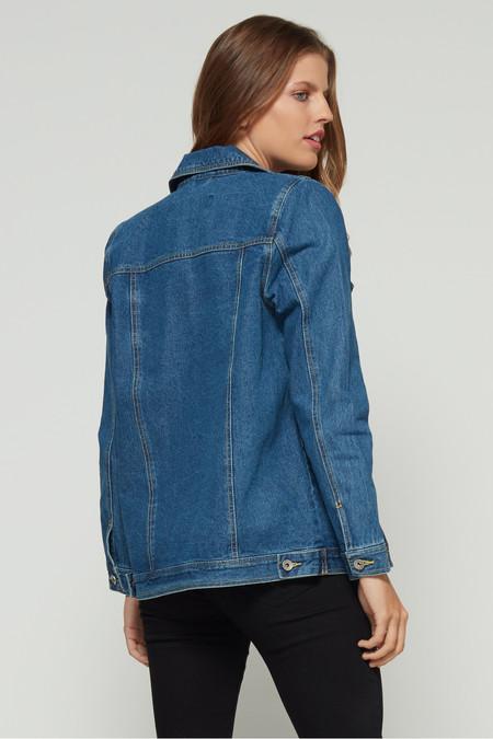 VERO MODA Oversize Denim Jacket